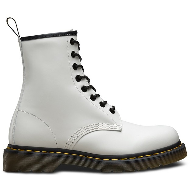 Dr. Martens 1460 Smooth White - Winter Boots