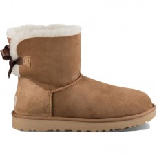 UGG Wmns Mini Bailey Bow II - Winter Boots