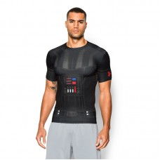 Under Armour Star Wars Vader Compression Tee
