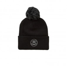 Stussy SS-Link Pom FA17 Cuff Winter Beanie - Winter hats