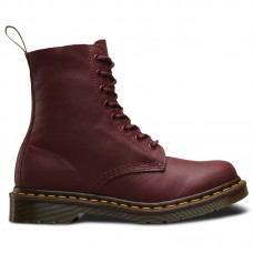 Dr. Martens Pascal Virginia Cherry Red - Winter Boots