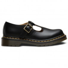 Dr. Martens Polley Smooth Black - Casual Shoes
