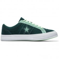 Converse One Star Ox Colorblock Suede - Converse shoes