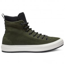 Converse Chuck Taylor All Star Waterproof Leather Boot High Top - Converse shoes