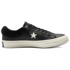 Converse One Star Street Warmer Leather Low Top - Converse shoes