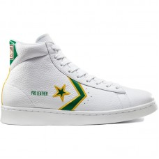 Converse Pro Leather Mid Breaking Down Barriers Celtics