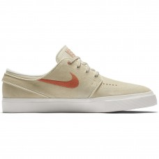 Nike SB Zoom Stefan Janoski Beige Red - Casual Shoes