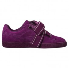 Puma Wmns Suede Heart Satin II - Casual Shoes