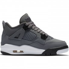 Air Jordan 4 Retro GS Cool Grey 2019 - Casual Shoes