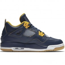 Air Jordan 4 Retro Dunk from Above GS - Casual Shoes