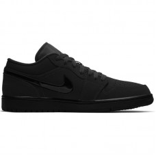 Air Jordan 1 Low Triple Black - Casual Shoes