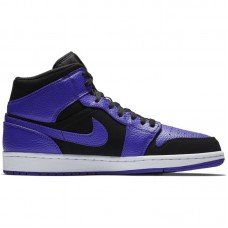 Jordan 1 Mid Dark Concord - Casual Shoes