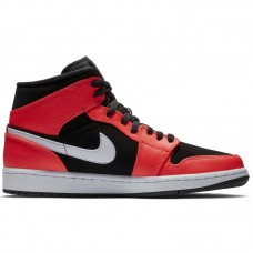 Jordan 1 Mid Infrared - Casual Shoes