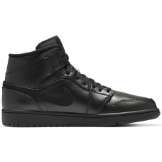 Air Jordan 1 Mid SE Black - Casual Shoes