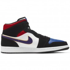 Air Jordan 1 Mid SE Top 3 Lakers - Casual Shoes