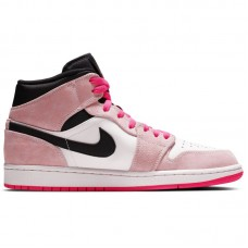 Air Jordan 1 Mid SE Crimson Tint - Casual Shoes