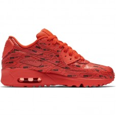 Nike Air Max 90 Se Leather GS - Nike Air Max shoes