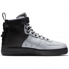 Nike SF Air Force 1 Mid Wolf Grey - Casual Shoes