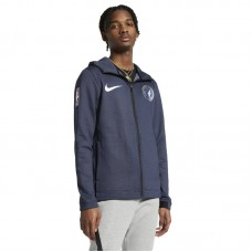 Nike NBA Minnesota Timberwolves Therma Flex Showtime Hoodie - Jumpers