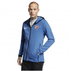 Nike NBA Oklahoma City Thunder Therma Flex Showtime Hoodie - Jumpers