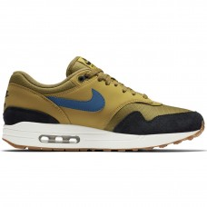 Nike Air Max 1 Golden Moss Blue Force - Nike Air Max shoes
