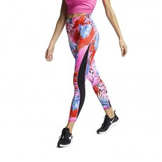 Nike Wmns One Printed 7/8 Training Tights - Tights