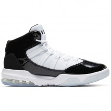 Air Jordan Max Aura Black White - Basketball shoes