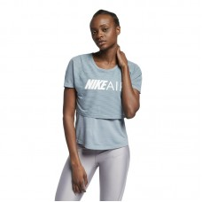 Nike Wmns Air Graphic Running Top - T-Shirts