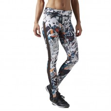 Reebok WMNS Dance Garden Rebel Leggings - Tights