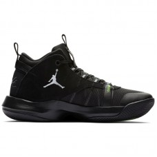 Jordan Jumpman 2020 Black Metallic Silver - Basketball shoes