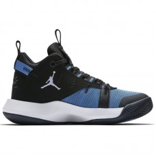 Jordan Jumpman 2020 GS University Blue Black White - Basketball shoes