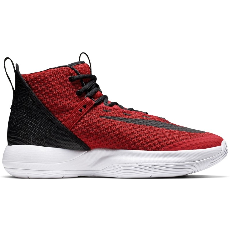 Nike Zoom Rize TB Team Red - Basketball shoes