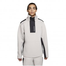 Jordan 23 Engineered Fleece Mock-Neck Sweatshirt - Jackets