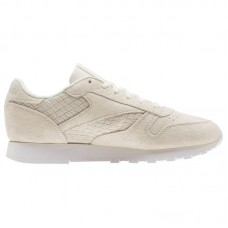 Reebok Wmns Classic Leather Woven EMB - Casual Shoes