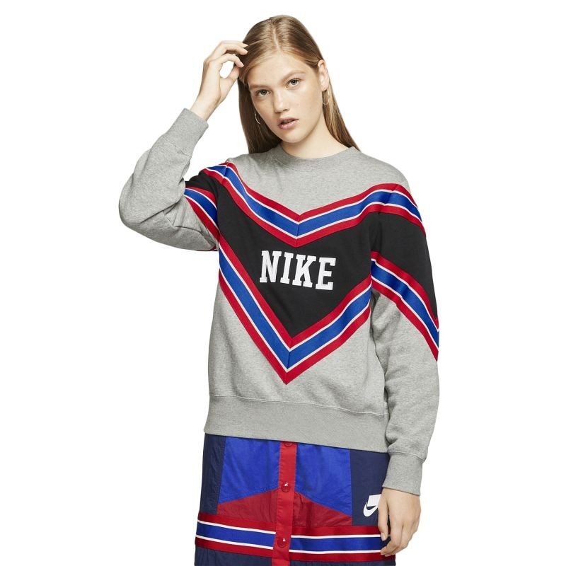 Nike Sportswear NSW Fleece Crew - Jumpers