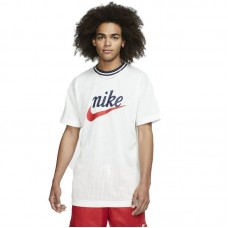 Nike Sportswear Mesh Graphic Top - T-Shirts