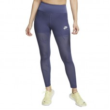 Nike Wmns Air 7/8 Mesh Running Tights - Tights