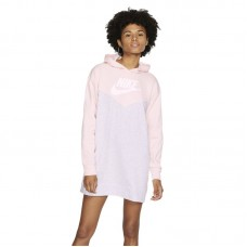 Nike Wmns Sportswear Heritage Hooded Dress - Dresses