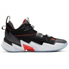 Jordan Why Not Zer0.3 Russell Westbrook Black Cement Grey - Basketball shoes