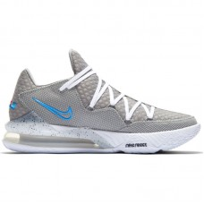 Nike LeBron XVII Low Particle Grey - Basketball shoes