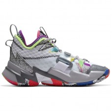 Jordan Why Not Zer0.3 GS Russell Westbrook Multicolor - Basketball shoes