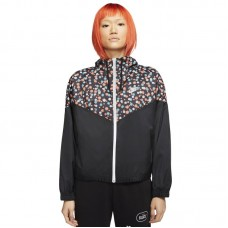 Nike Wmns Heritage Floral Woven plona striukė - Jackets