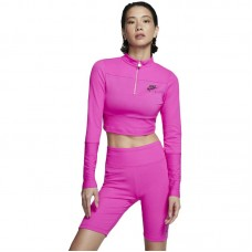 Nike Wmns Air Ribbed Long-Sleeve džemperis - Jumpers