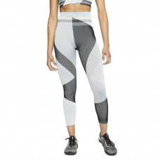 Nike Wmns Sculpt Icon Clash Seamless 7/8 Training tamprės - Tights