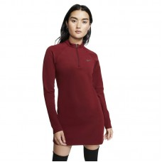 Nike Wmns Sportswear Long-Sleeve Dress - Dresses