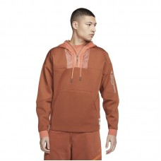 Jordan 23 Engineered 1/2 Zip Pullover Hoodie - Jumpers