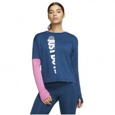 Nike Wmns Therma Sphere Icon Clash Long-Sleeve Running marškinėliai - T-Shirts