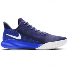 Nike Precision IV Racer Blue White - Basketball shoes