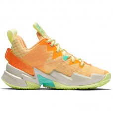 Jordan Why Not Zer0.3 SE GS Russell Westbrook Atomic Orange - Basketball shoes