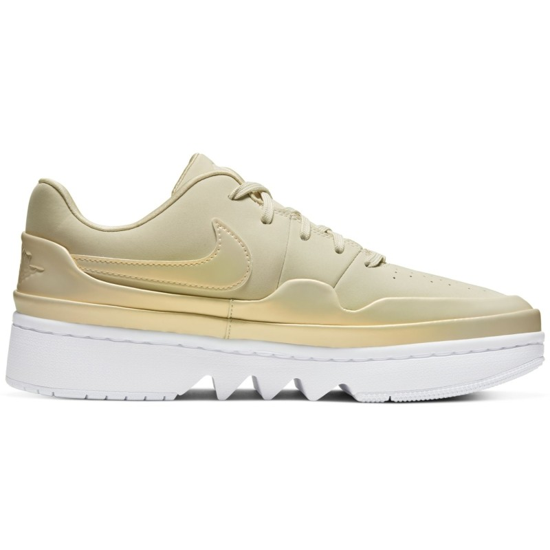 Air Jordan Wmns 1 Jester XX Low Laced SE Fossil - Casual Shoes